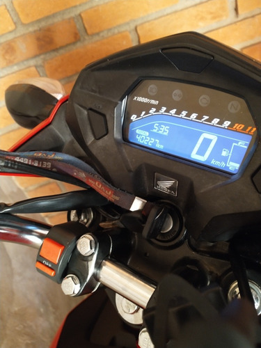 Honda Titan 160flexone