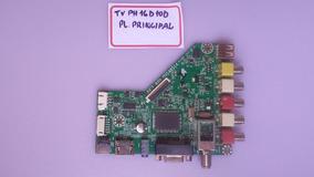 Placa Principal Da Tv Philco Ph 16d10d