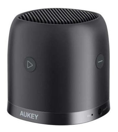 Imagen 1 de 5 de Aukey Parlante Bluetooth Wireless Recargable Jbl Bose Harman