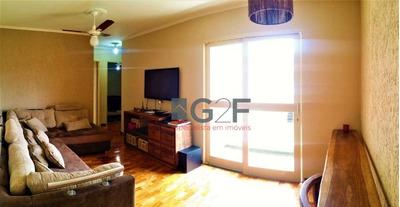 Apartamento Com 3 Dormitórios À Venda, 64 M² Por R$ 325.000 - Loteamento Parque São Martinho - Campinas/sp - Ap7999