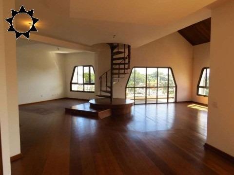 Apartamento Duplex Para Venda E Locação Real Parque, São Paulo - Ap11808