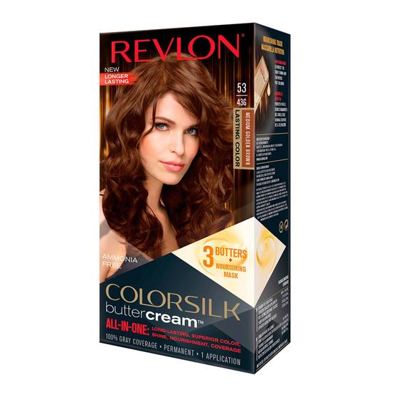 Tintes Para Cabello Buttercream Permanente Colorsilk Revlon