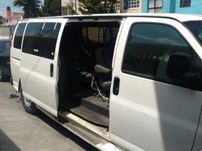 Chevrolet Express Van Completa O En Partes 2004