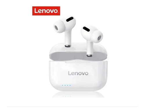 Fones De Ouvido Lenovo Lp1 Bass Bluetooth 5.0 True Wireless