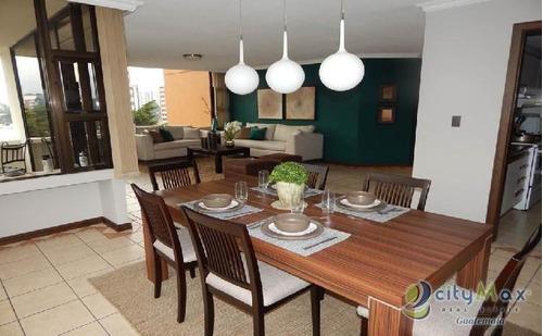 Rento Apartamento Amueblado Z14 Guatemala - Paa-117-10-11