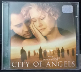 Cd City Of Angels - Cd Nunca Usado