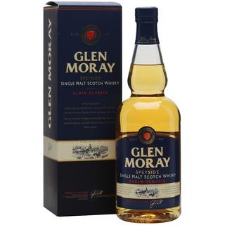 Dia Del Amigo Whisky Glen Moray Elgin Classic Single Malt