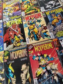 2 Hqs Wolverine X-men Escolha As Ediçoes 3 Reais Cada!