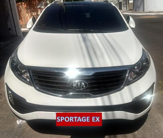 Sportage Ex 2.0 Off G4 Com Teto Solar