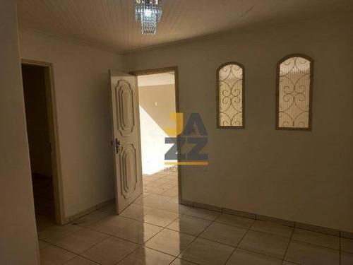 Imagem 1 de 10 de Casa Com 2 Dormitórios À Venda, 200 M² Por R$ 234.000,00 - Nucleo Habitacional Presidente Geisel - Bauru/sp - Ca13671