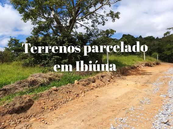 Terrenos Proximo A Cachoeira E Comercios Construa Ja J