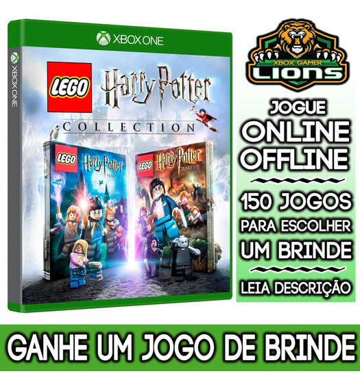 Lego Harry Potter Collection Xbox One + Brinde