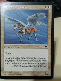 Invocar Pegaso Carta Magic