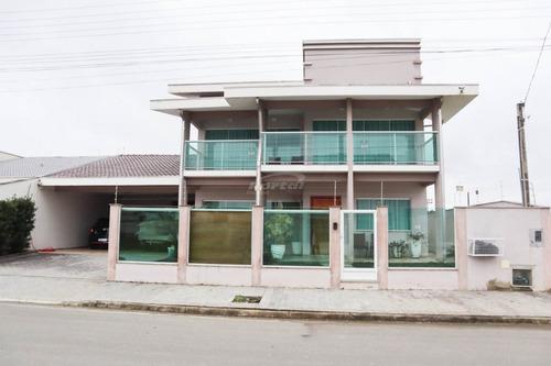 Imagem 1 de 13 de Casa Alto Padrão Em Indaial Com Todos Os Móveis E Eletrodomésticos Com Piscina Aquecida. - 35712397v