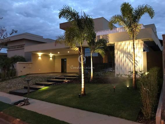 Casa Em Condomínio À Venda, 4 Quartos, 4 Vagas, Residencial Quinta Do Golfe - São José Do Rio Preto/sp - 577
