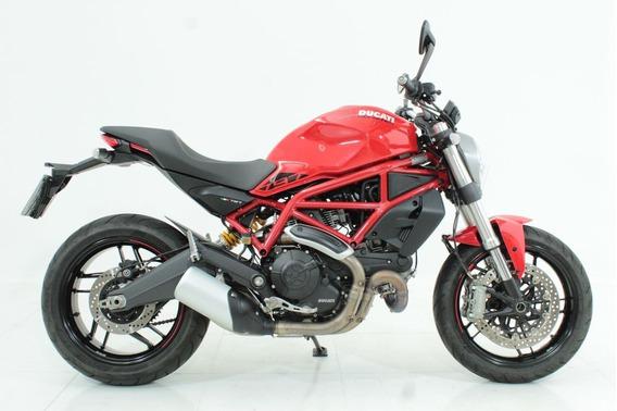 Ducati Monster 797 2019 Vermelha