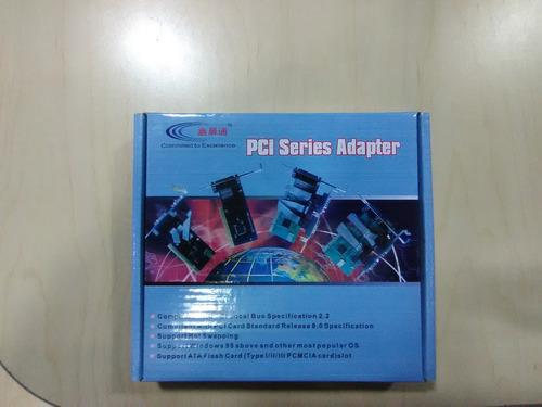Tarjeta Pci Series Adapter