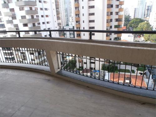 Excelente Apartamento No Moema - Pj48904