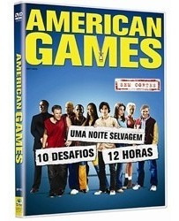 Dvd American Games .