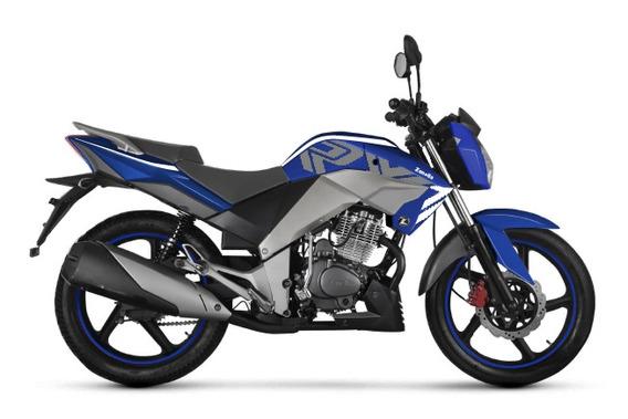 RZ 35 R y RZ 35 RR, lo nuevo de Zanella » La Moto