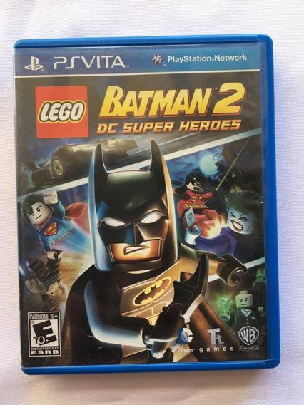 Batman Lego 2 Dc Super Heroes Psvita
