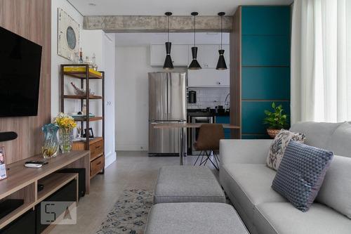 Apartamento À Venda - Cambuci, 3 Quartos,  100 - S892904484