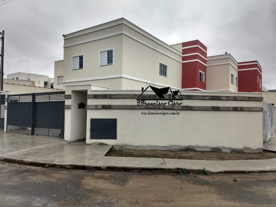 Apartamento A Venda No Bairro Jardim Bela Vista Em - Ap078-1