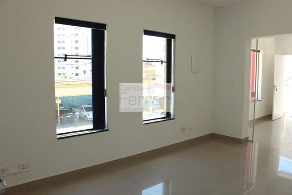 Imóvel Comercial Para Alugar, 100 M² Por R$ 4.000/mês - Cf20864