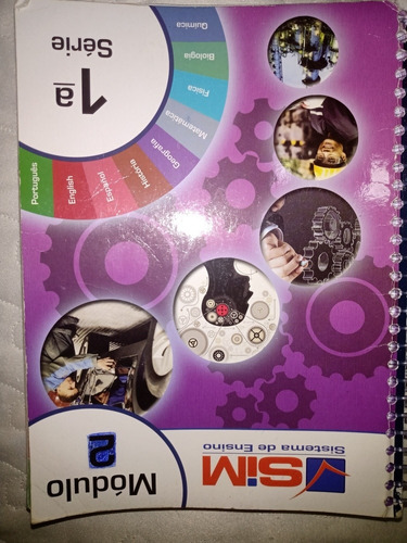 Sistema De Ensino Simensino Médio 1módulos 1,2,3,4