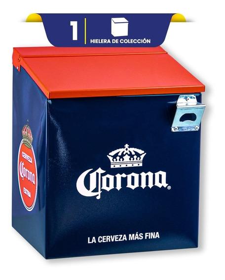 Hielera Corona Vintage