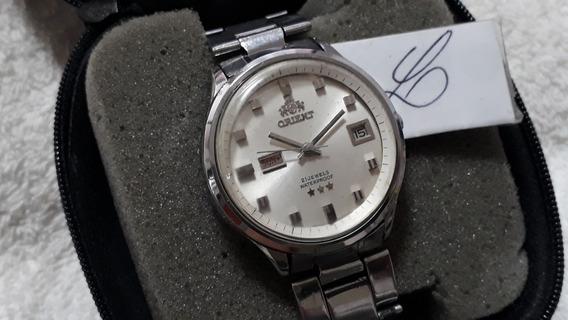 Relógio Orient, Masculino, Automático ! (2j)