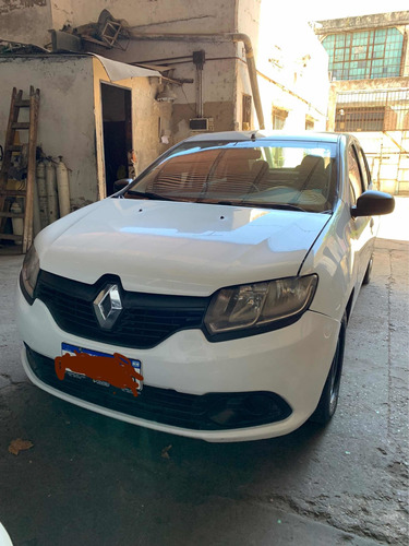 Renault Logan 1.6 Authentique Plus 85cv 2016