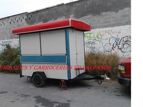Remolque Para Tacos Remolques En Mercado Libre Mexico