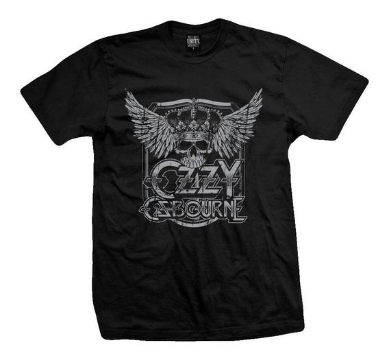 Remera Ozzy Osbourne - Madman