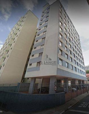 Kitnet Com 1 Dormitório À Venda, 36 M² Por R$ 135.000 - Centro - Campinas/sp - Kn0596