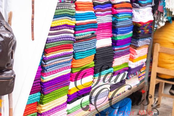 Lote 50 Chales /chalinas/ Rebosos Finos Chiapas