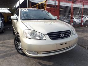 Toyota Corolla 1.6 16v Xli 4p 2004/2004