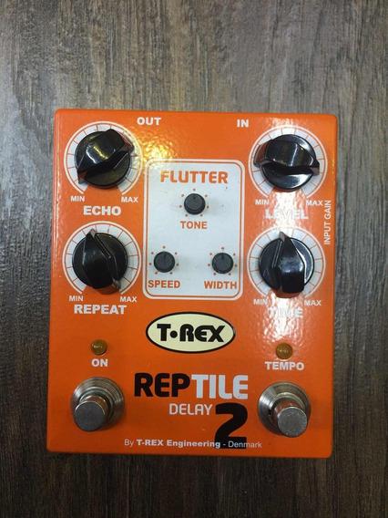 Pedal T-rex Reptile Delay 2 - Nf E Garantia