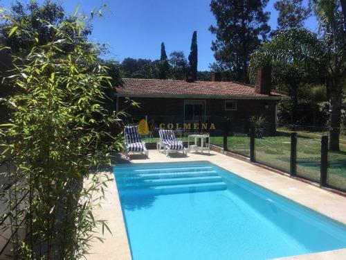Hermosa Casa En Zona Paradas De La Mansa A Metros Del Mar!!- Ref: 652