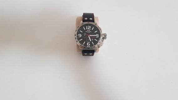 Relógio Tw Steel Tw11 Edição Especial Circuito De Yas Marina