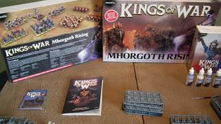 Caja Inicio King Of War Mhorgoth Rising Warhammer