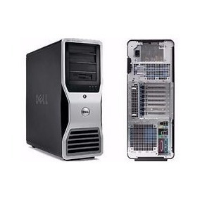 Servidor Dell Precision 690 Dual Xeon 8 Nucleos