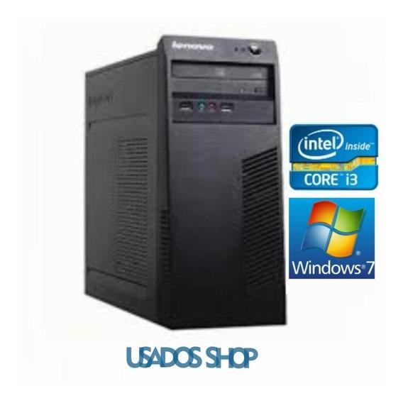 Micro Lenovo 2124-aap - Intel Core I3 - 4gb - Hd 500gb - W7