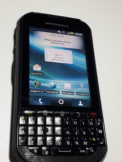 Nextel Titanium Motorola
