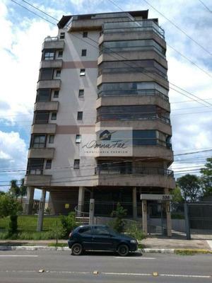 Apartamento 03 Dorm. - Bairro Lourdes - Ap300510