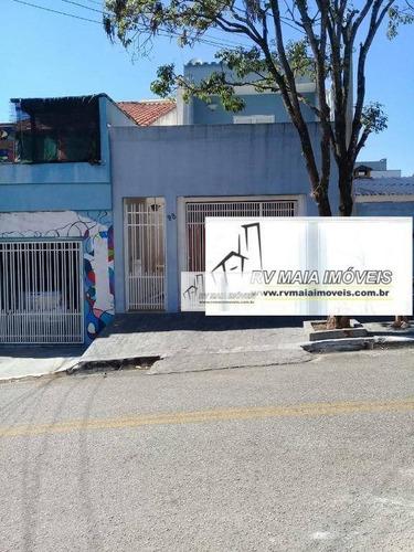 Sobrado Com 3 Dormitórios Para Alugar, 200 M² Por R$ 2.000,00/mês - Jardim Prestes De Barros - Sorocaba/sp - So0060