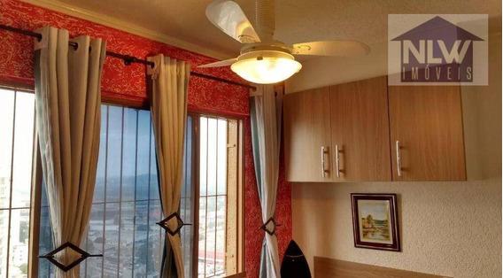 Apartamento À Venda, 38 M² Por R$ 159.000,00 - Centro - Guarulhos/sp - Ap0848