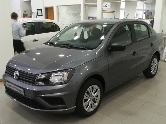 Volkswagen Nuevo Voyage Trendline 2020 Automatico Nuevo