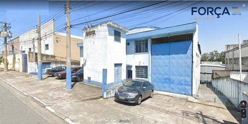 Galpão Para Alugar, 735 M² - Cumbica - Guarulhos/sp - Ga0916