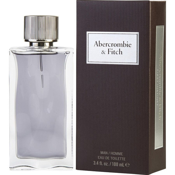 First Instinct Abercrombie & Fitch - Eau De Toilette 100ml